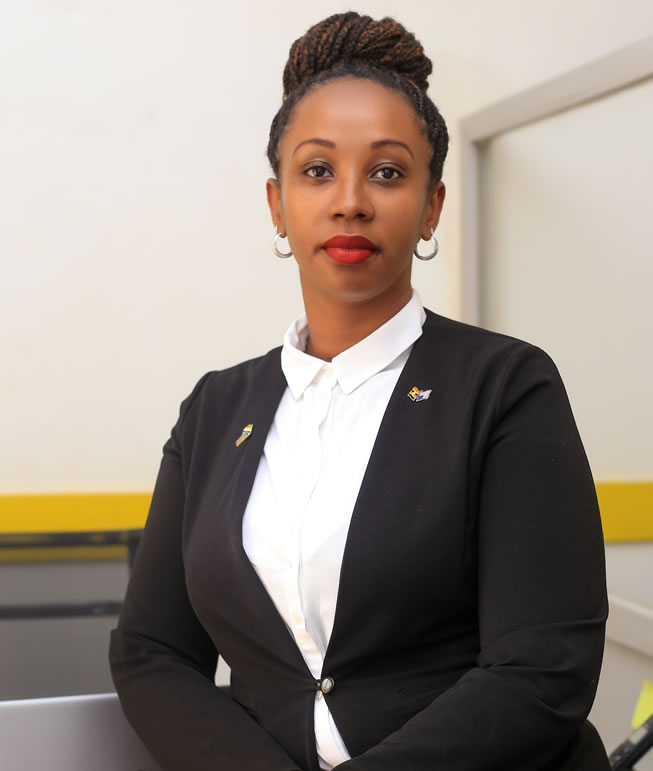 Shane Gloria Musanase - ABM Advocates