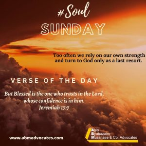 SOUL SUNDAY SERIES